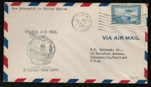 FFC SHEDIAC NEW BRUNSWICK TO NEW YORK (K443)
