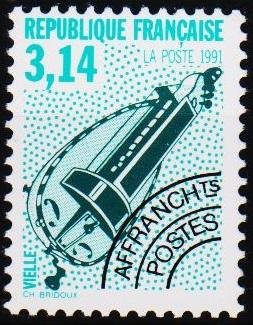 France.1992 3f14 S.G.3058 Unmounted Mint