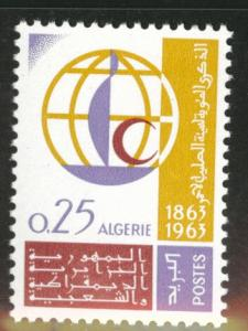 ALGERIA Scott 313 MNH** Red Cross Centenary stamp 1963