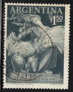 Argentina 1954 Scott# 643 Used