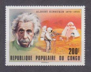 1979 Congo Brazzaville 697 Nobel laureates / Albert Einstein 2,60 €