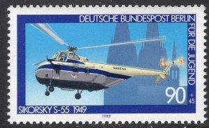 GERMANY SCOTT 9NB167
