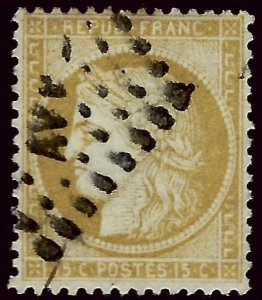 France SC#56 Used F-VF....Highly Collectible!!