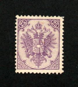 Bosnia-Herzegovina - Sc# 10 MH / Type I  / P~12 1/2    -     Lot 0121159