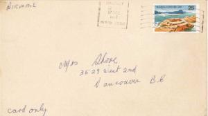 Australia 25c Broken Bay 1977 Sydney, N.S.W. 2000 Printed matter Airmail to V...