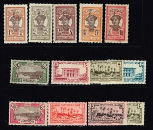FRANCE Martinique Mint Stamps collection lot
