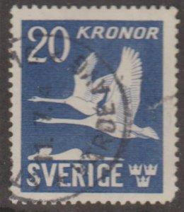 Sweden Scott #C8c Stamp - Used Single