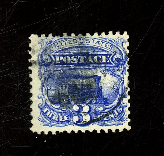 114 Used Blue Color FVF Cat$100