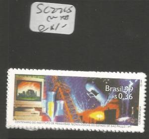 Brazil SC 2715 MNH (6czx)