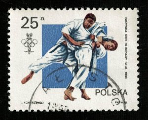 Sports 1988, Olympic Games 25Zl (TS-620)