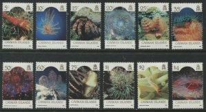 Cayman Islands QEII 1986 set unmounted mint NH
