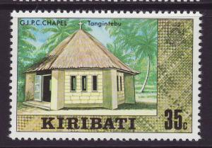 1980 Kiribati 35c GIPC Chapel No Wmk Mint
