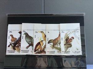 Sharjah Wild  Birds  stamps R26115