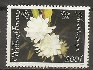 Wallis and Futuna Islands 439 1992 Flower NH