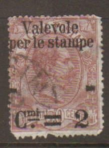 Italy #60 Used