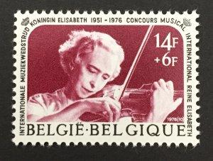 Belgium 1976 #B941, Queen Elizabeth, MNH