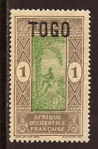 Togo  #  193  Mint