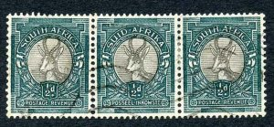 South Africa SG126 1/2d Pale grey and Blue-Green Perf 14.5 x 14 Cat 16++ Pounds