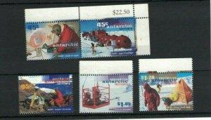 AAT102) Australian Antarctic Territory 1997 ANARE CTO/Used
