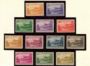 Norfolk Islands SC# 1-12 SG# 1-12 Scenes & Views set MH