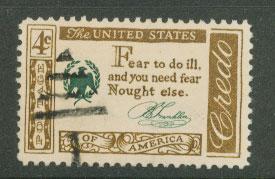 USA   SG  1139 FU