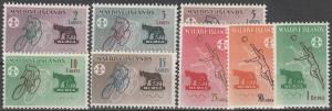 Maldive Is #42-9  MNH VF  (V3355L)