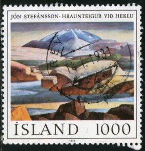 ICELAND #511, USED - 1978 - ICE401AFF6