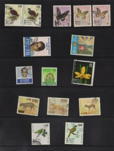 SRI LANKA Stamp Collection, An attractive lot! (S15)