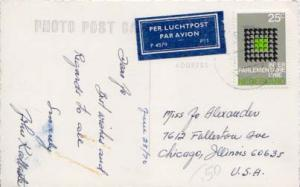 Netherlands, Airmail