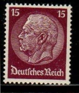Germany Scott 407 Mint NH (Catalog Value $30.00)