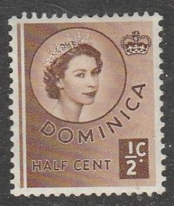 Dominica  Scott No. 142  (N*)