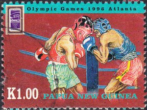 Papua New Guinea  #901  Used