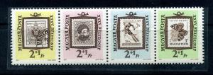 Hungary B228a Complete Strip