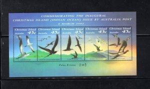 Christmas Island 349f, VF,  MNH,  CV $4.00  ..... 1370065