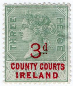 (I.B) QV Revenue : County Courts Ireland 3d