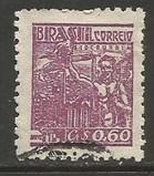 BRAZIL 662 VFU O303-5
