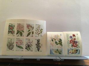 Staffa Scotland plant flowers Fuchsia Pulchella   MNH stamps  R25305