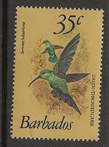 Nickel Auction. Barbados 504 nh  [ca08]