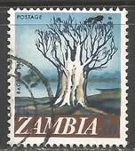 ZAMBIA 40 VFU 63D-14