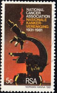 South Africa #552 Used