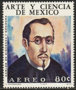 MEXICO C418, Art & Science (Series 3) MINT, NH. F-VF