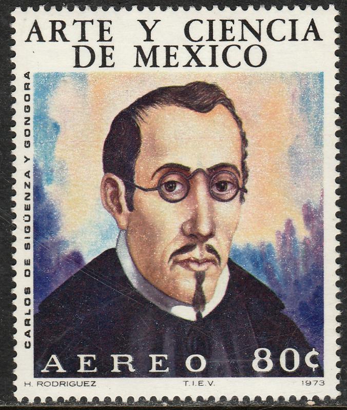 MEXICO C418, Art & Science (Series 3) MINT, NH. F-VF