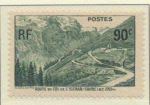 France Stamp Scott #334, Mint Hinged - Free U.S. Shipping, Free Worldwide Shi...