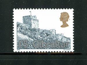 Gibraltar 2000 #  MOORISH CASTLE, MNH # 850