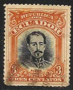 Ecuador 1907 Scott# 168 Used