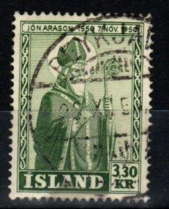 Iceland #270 F-VF Used CV $3.50 (X1202)