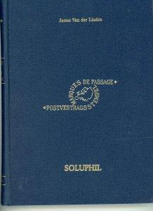 Marques De Passage (In French) Catalog of Transit Marks James V. der Linden