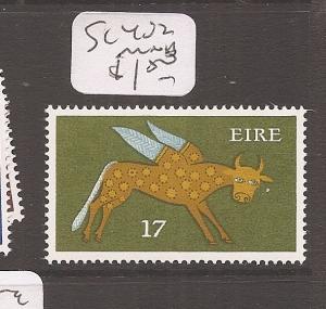 Ireland SC 402 MNH (2ceg)