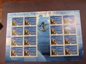 CANADA #  2337--MINT NEVER/HINGED--FULL SHEET OF 16----2009