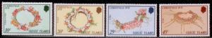 Gilbert Islands 1978 SC# 317-20 MNH L282-3